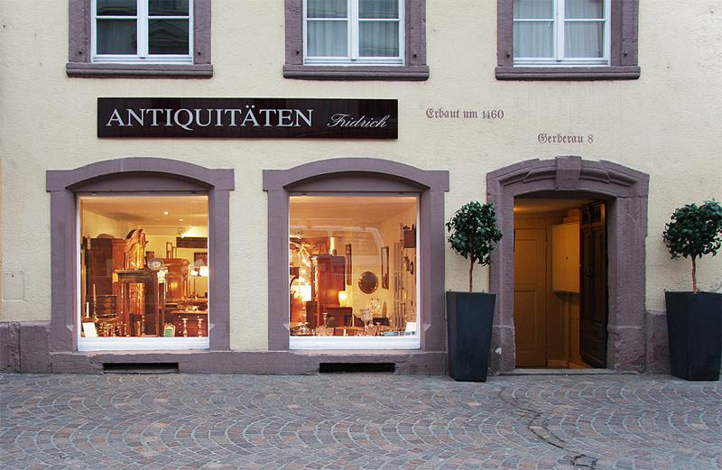 Antiquitäten Fridrich: Antiquitäten Und Biedermeier Möbel In Freiburg